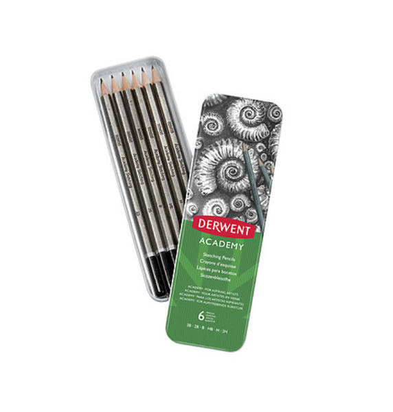 Derwent Academy Sketching Pencil Set