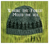 Where the Forest Meets the Sea Hat Pattern