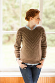Brooklyn Tweed Trestle Pullover