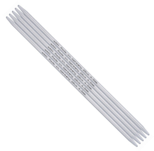 "addi Aluminum Double Points 20cm/3.25mm (8""/ US03)"