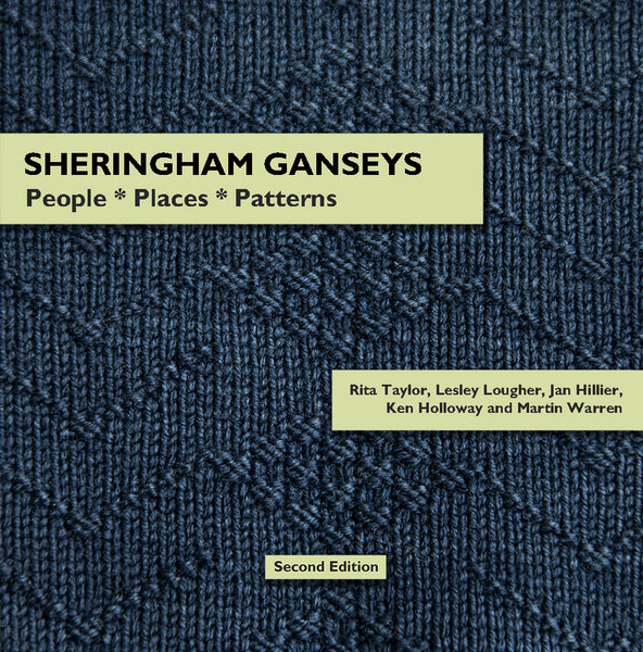 Sheringham Ganseys | People, Places, Patterns