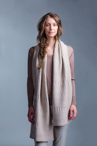 Brooklyn Tweed Guernsey Wrap