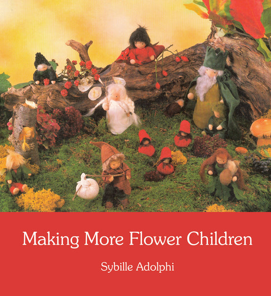 Making More Flower Children by Sybille Adolphi