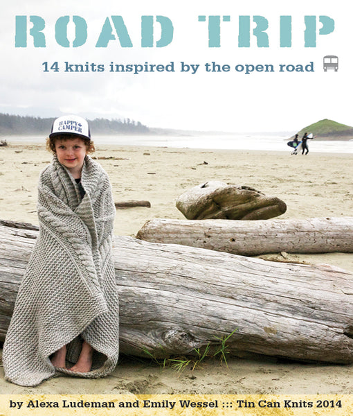 Road Trip by Tin Can Knits (Autographed Copy)