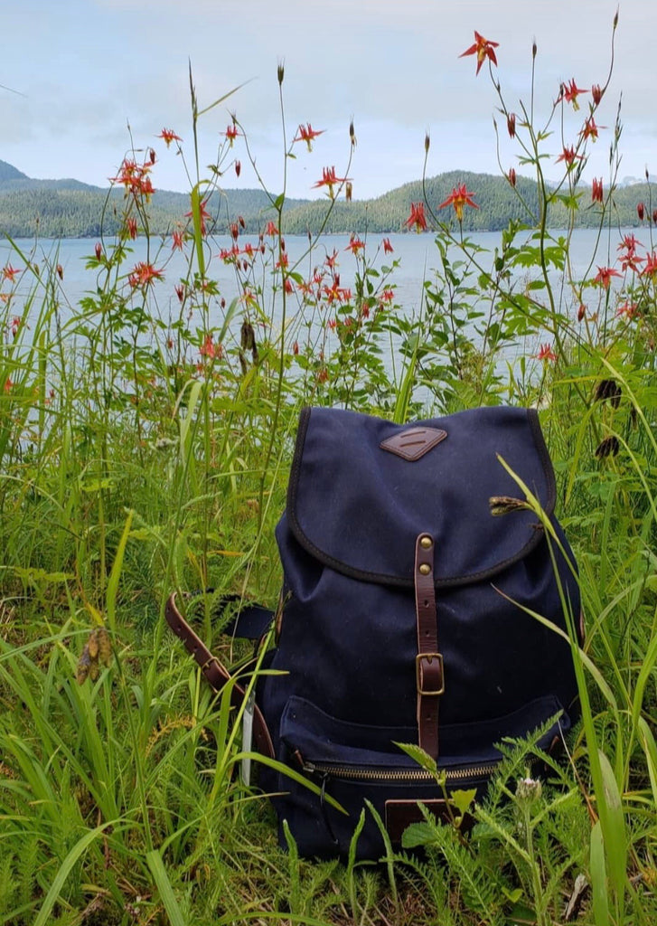 FisherFolk Rucksack in Navy