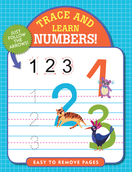 Trace and Learn | Numbers!