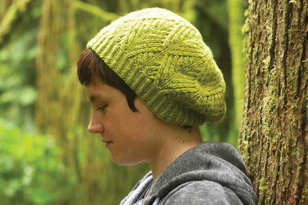Sitka Spruce Hat and Mitts