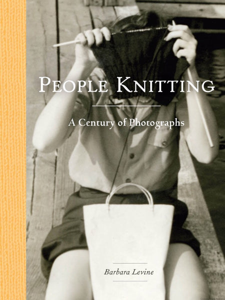 People Knitting