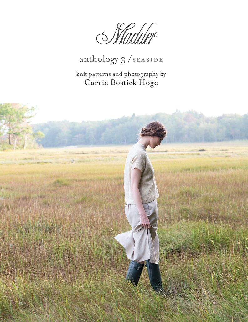 Madder Anthology 3 / Seaside by Carrie Bostick Hoge