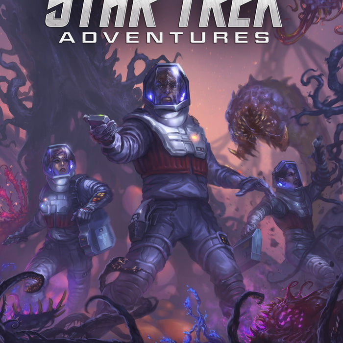 Star Trek Adventures Strange New Worlds writer Christopher Bennett offers advice on writing character driven RPG stories.
