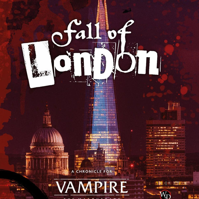 Getting to know London through the Chronicle of its Fall