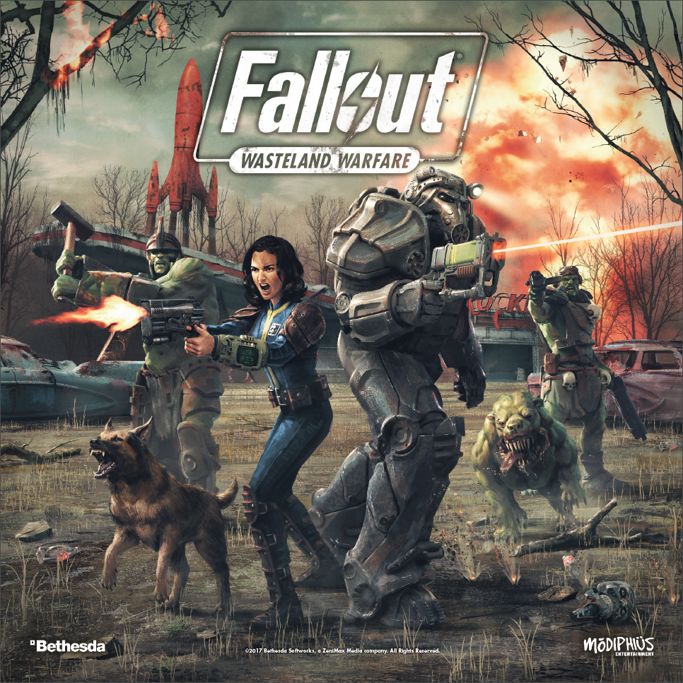 Fallout Wasteland Warfare Downloads Page Update