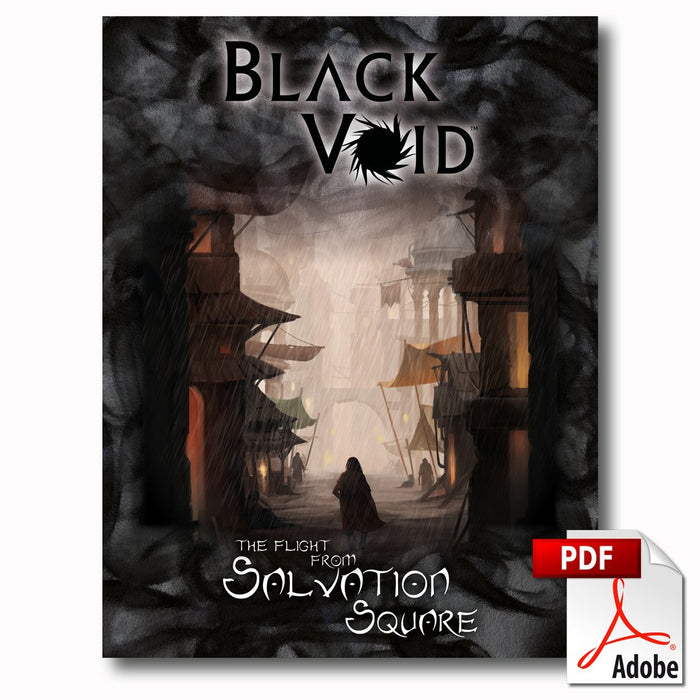 Interview with Christoffer Sevaldsen - author of Black Void RPG