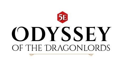 Odyssey of the Dragonlords — Modiphius Entertainment