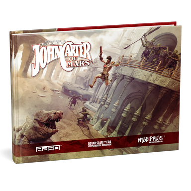 John Carter of Mars: Dotar Sojat Era Supplemental Rulebook