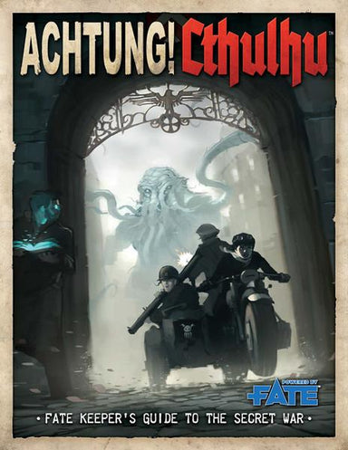 Achtung! Cthulhu - Fate Guide to the Secret War - PDF - Modiphius Entertainment