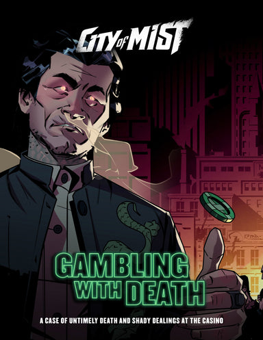 City of Mist: Gambling with Death - PDF - Modiphius Entertainment
