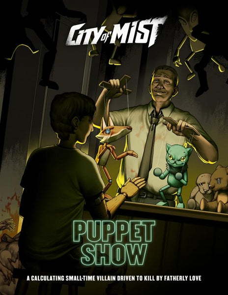 City of Mist: Puppet Show