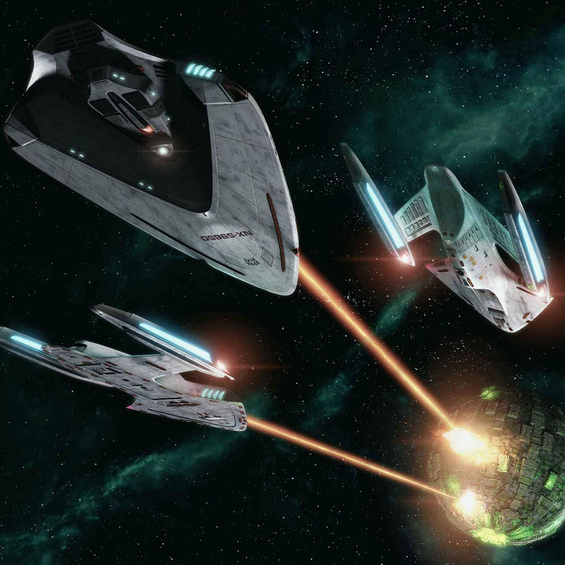 Star Trek Adventures: Gamma Quadrant Sourcebook - PDF