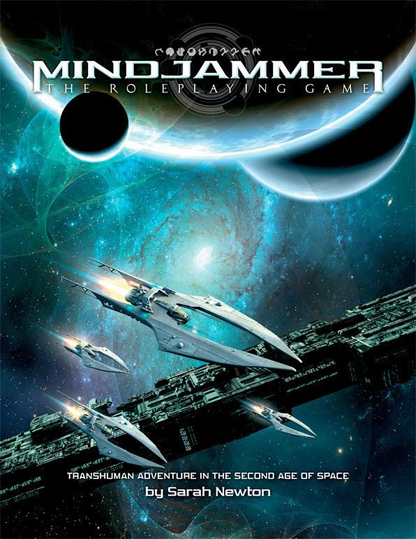 Mindjammer - The Roleplaying Game (PDF & Print Bundle)