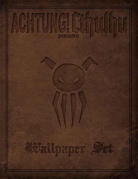 Achtung! Cthulhu - Screen Wallpaper - PDF