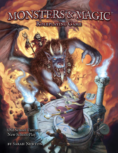 Monsters & Magic Roleplaying Game - PDF - Modiphius Entertainment