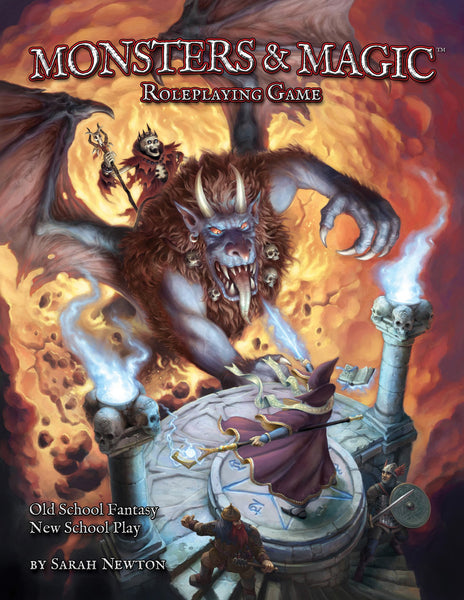 Monsters & Magic Roleplaying Game (PDF)