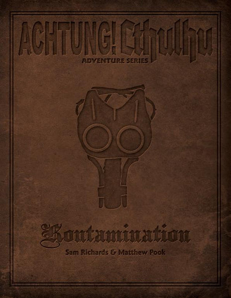 Achtung! Cthulhu: Adventure Series - Kontamination - PDF