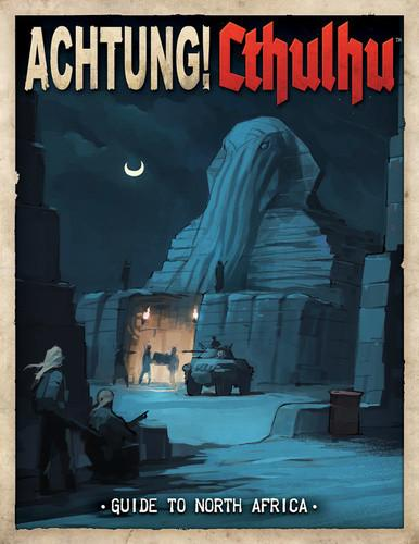 Achtung! Cthulhu - Guide to North Africa - PDF