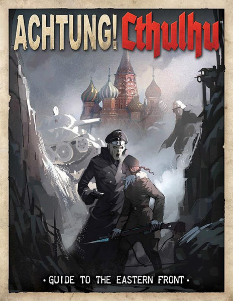 Achtung! Cthulhu - Guide to the Eastern Front Print & PDF Bundle