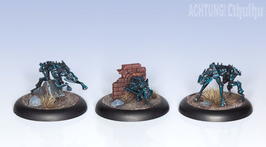Achtung! Cthulhu Miniatures - Mythos Creatures - Hounds of Tindalos