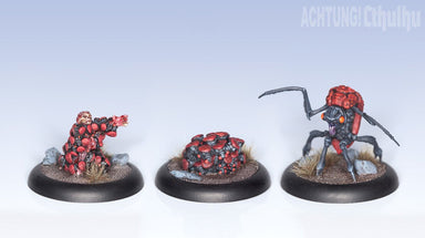 Achtung! Cthulhu Miniatures - Bloodborn - Modiphius Entertainment