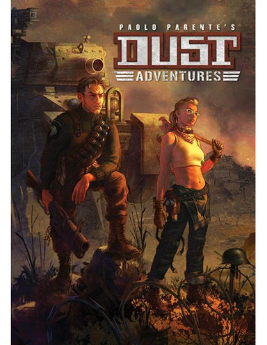 DUST Adventures Roleplaying Game - Modiphius Entertainment
