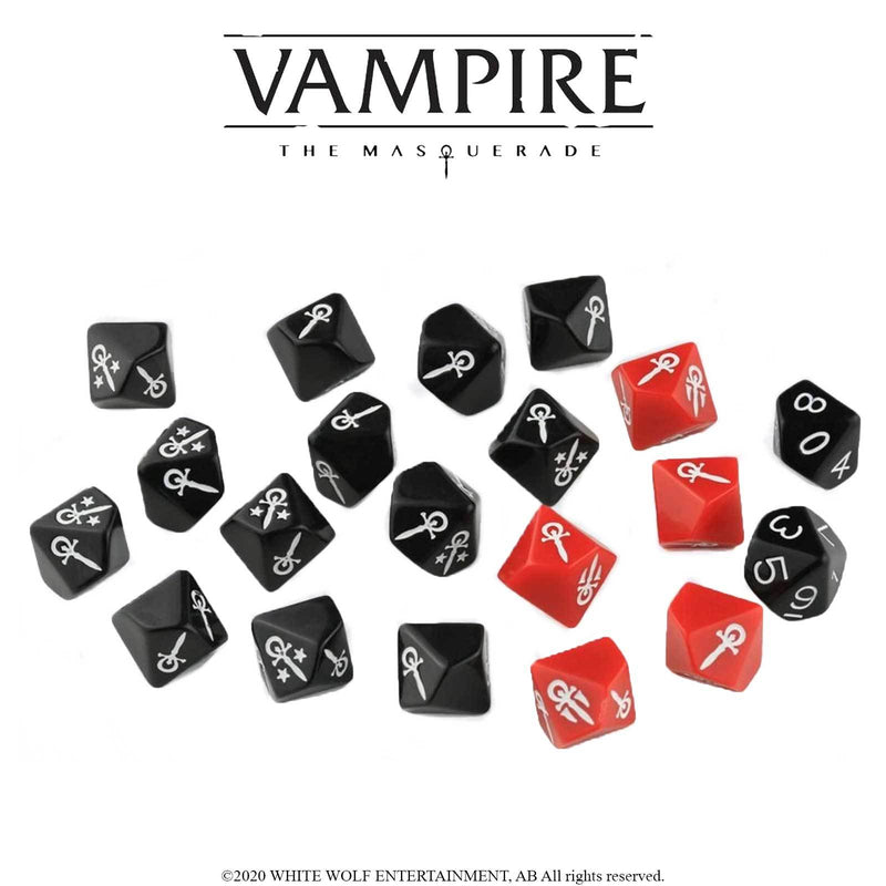 Vampire: The Masquerade, Neonate Bundle