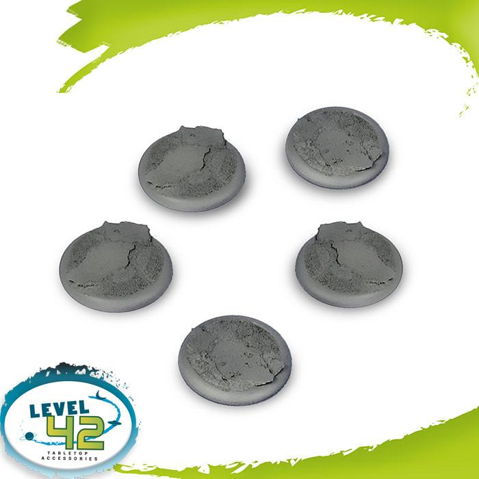 Drakerys Accessory Set: 30mm Scenic Bases x10