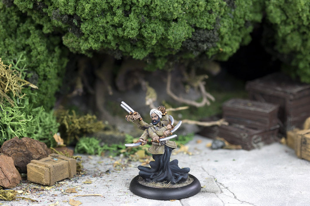 Achtung! Cthulhu Miniatures - Singh Unleashed