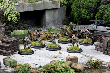Achtung! Cthulhu Miniatures - Pathfinder Demonhunters - Modiphius Entertainment