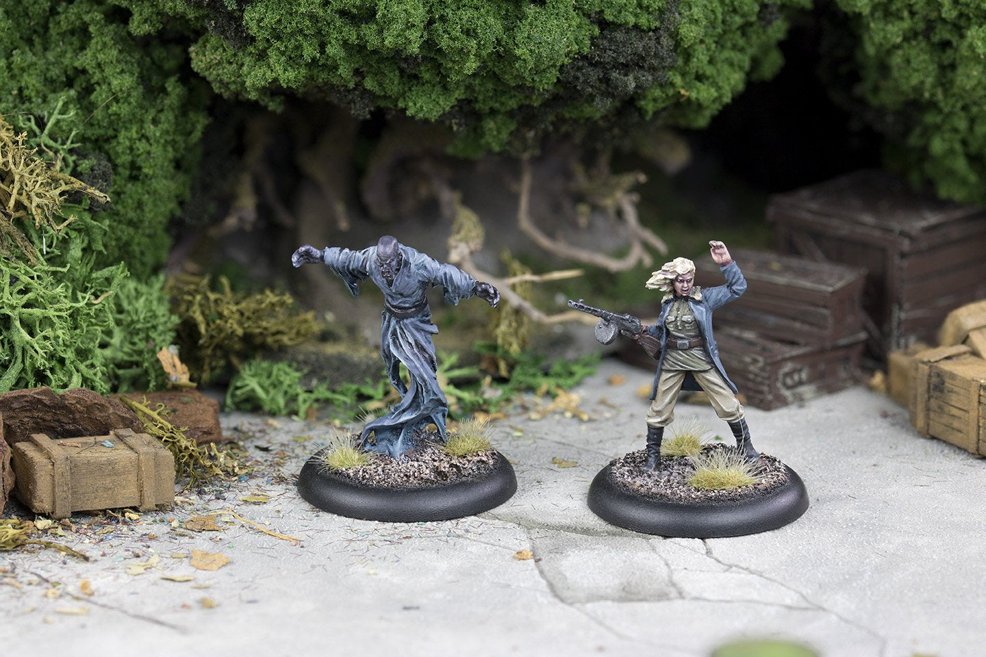 Achtung! Cthulhu Miniatures - Natalya Unleashed