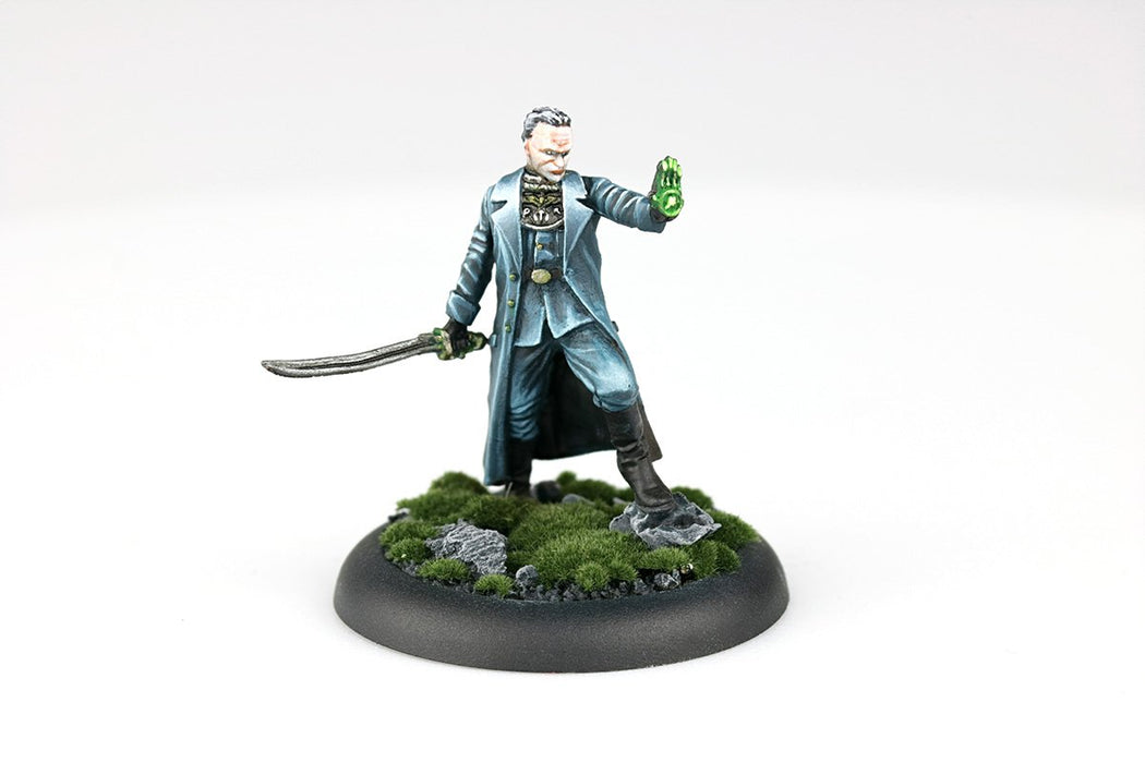 Achtung! Cthulhu Miniatures - Black Sun Commanders - Modiphius Entertainment