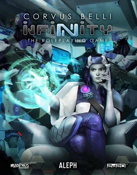 Infinity: Aleph Supplement - PDF - Modiphius Entertainment