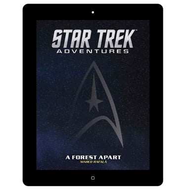 Star Trek Adventures: A Forest Apart - Modiphius Entertainment