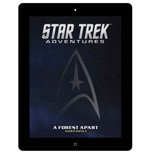 Star Trek Adventures: A Forest Apart