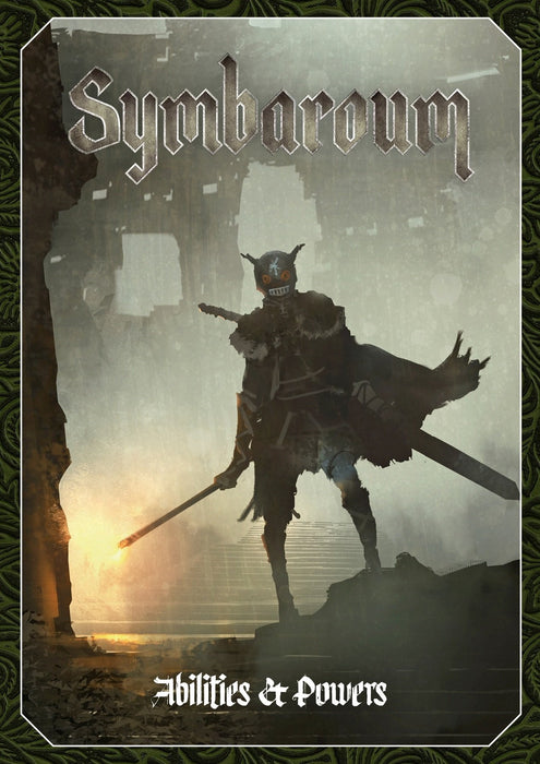Symbaroum Ability & Powers Cards