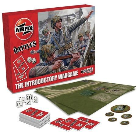 Airfix Battles: Base game + force deck bundle