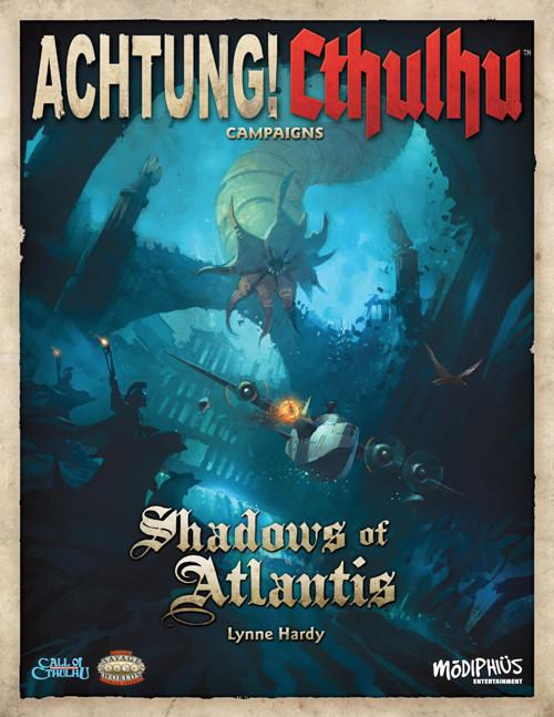 Achtung! Cthulhu - Shadows of Atlantis - PDF - Modiphius Entertainment