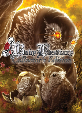 Baby Bestiary Collector's Edition - Modiphius Entertainment