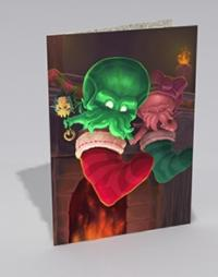 Xmas Card: Baby Cthulhu - Modiphius Entertainment