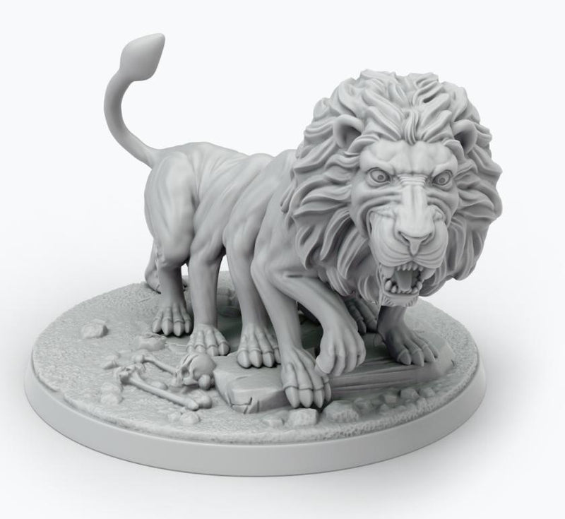 John Carter Miniatures: Banth - Modiphius Entertainment