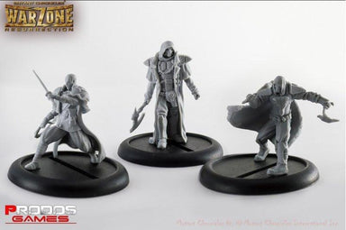 Mutant Chronicles Miniatures: Bauhaus Set