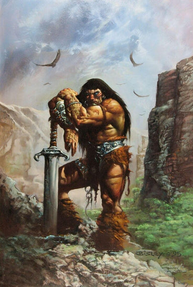 Conan Wave 1  Supplement Book Bundle - Modiphius Entertainment